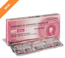 Image Fluphenazine Hydrochloride Tablets Usp